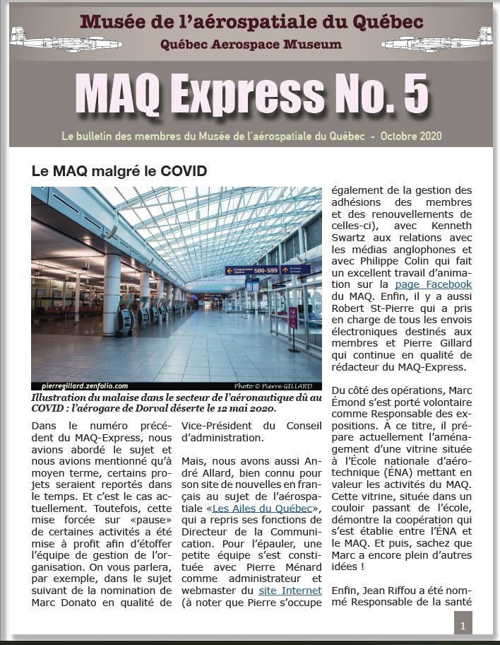 MAQExpress No 5